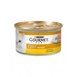 Gourmet Gold Mousse Frango