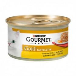 Gourmet Gold Tartelette Frango E Cenouras