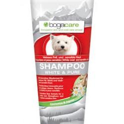 Bogacare Champo Pelo Branco para Cão