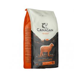 Canagan Grain Free Cão - Cordeiro do Prado