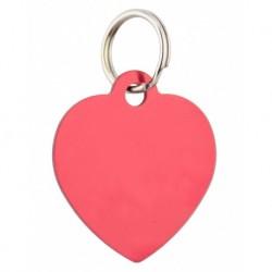 Chapa I.D. Tags - Coração Pequeno