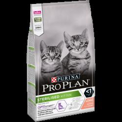 Pro Plan Optistart Esterilizado Kitten Salmão 1,5kg