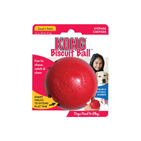 Kong Biscuit Ball Classic Small