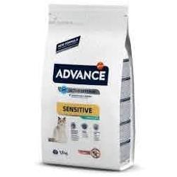 Advance Cat - Adult Sensitive Sterilized 10 Kg