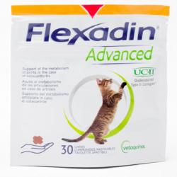 FLEXADIN ADVANCED GATOS - 30 COMPRIMIDOS