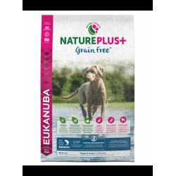 Eukanuba Dog Nature Puppy Grain-free Salmao 10KG