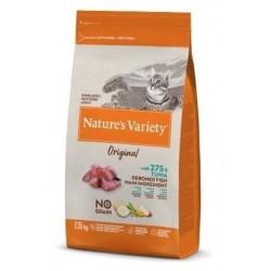 Nature's Variety Original Cat Grain Free Sterilized Atum