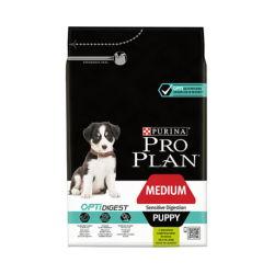 Pro Plan OPTIdigest Puppy Medium Sensitive Digestion Borrego