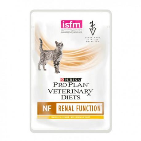 Pro Plan PVD Cat NF - Renal Function Salmão - Saquetas