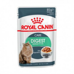 Royal Canin Cat Digest Sensitive Wet Saqueta 12 x 85g