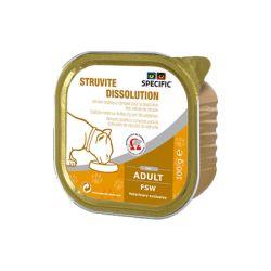 Specific Struvite Dissolution FSW