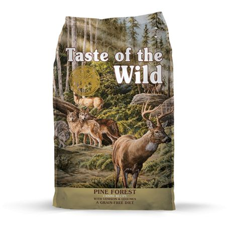 Taste of the Wild Adulto Pine Forest Veado