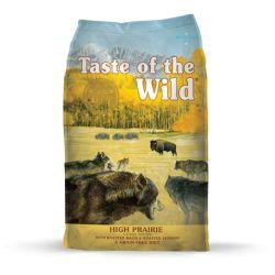 Taste of the Wild Adulto High Prairie Bisonte