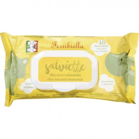 Toalhitas Ferribiella Camomila