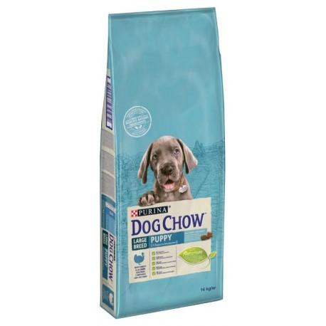 Dog Chow Puppy Raça Grande Perú 14 kg