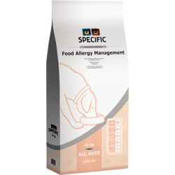 Specific Dog CDD-HY Food Allergy Management