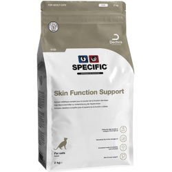 Specific Cat FOD Skin Function Support