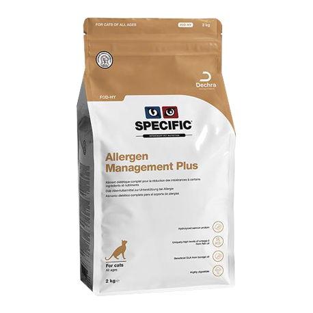 Specific Cat FOD-HY Allergy Management Plus