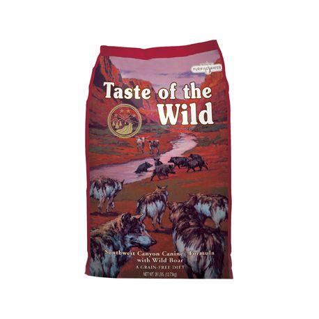 Taste of the Wild Southwest Canyon Canine Javali