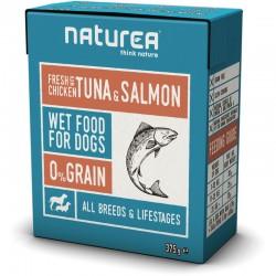 Naturea Wet Salmon| Tuna
