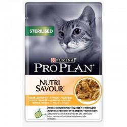 Pro Plan Nutrisavour Adult Sterilised Frango