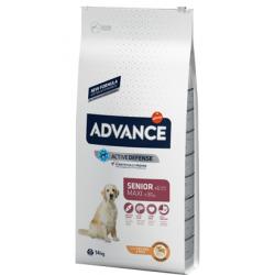 Advance Dog Maxi Senior +6 Chicken & Rice