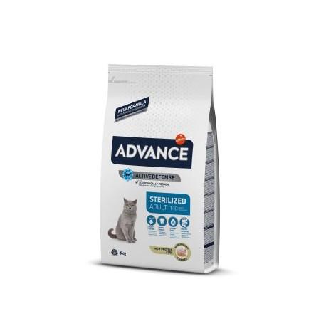 ADVANCE CAT - STERILISED PERÚ