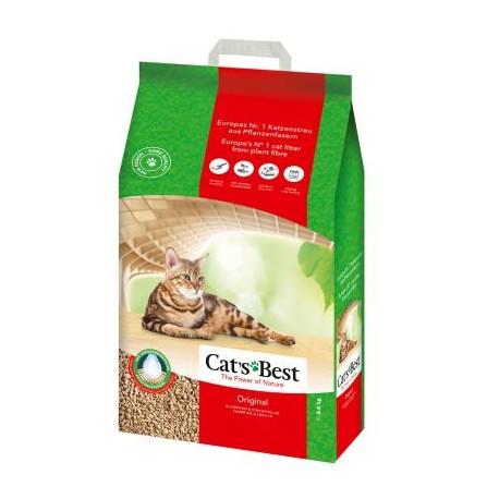 Areia/Litter Cat's Best Original - 8,6 kg