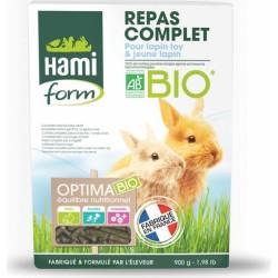 Hamiform Refeição completa bio para coelho anão 700gr