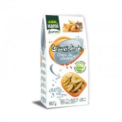 Hamiform Crunchy's Chips Banana 150gr