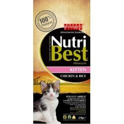 Nutribest Cat Kitten Chicken Rice
