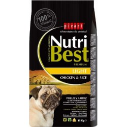 Nutribest Dog Light Chicken Rice